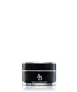Alannah Browne Organic Coconut Scrub Sample Jar