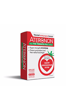 Ateronon The Tomato Pill 30 Capsules