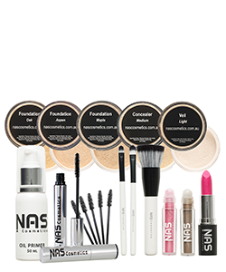 NAS Cosmetics Sampler Sample Pack