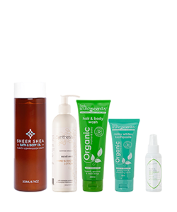 Ultimate Stretchmark Prevention Essentials