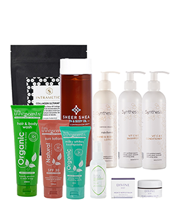 Ultimate Chemical Free and Stretchmark Prevention Body Collection