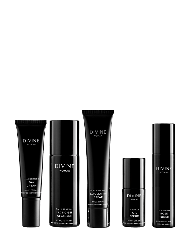 Perfect Skincare Collection for Oily Combination Skin