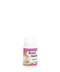 Cabot Health Breast Health 60 Caps
