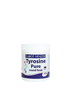Cabot Health Tyrosine Pure Mood Food 125g