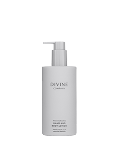 The Divine Company Moisturising Hand & Body Lotion 400ml