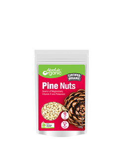 Absolute Organic Pine Nuts 100g