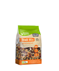Absolute Organic Trail Mix 250g
