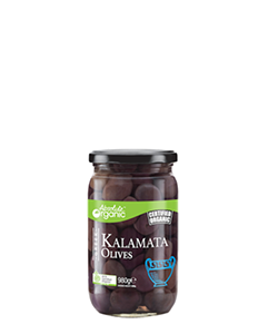 Absolute Organic Greek JUMBO Kalamata Olives 980g