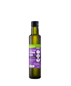 Absolute Organic Extra Virgin Chia Oil 250ml