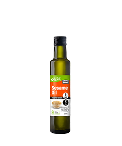 Absolute Organic Sesame Oil 250ml
