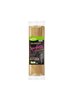 Absolute Organic Whole Durum Wheat Spaghetti 500g