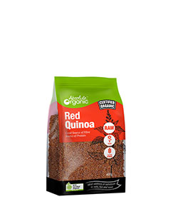 Absolute Organic Red Quinoa 400g