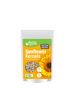 Absolute Organic Sunflower Kernels 150g