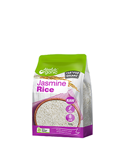 Absolute Organic Jasmine Rice 700g
