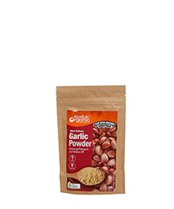 Absolute Organic Garlic Powder 150g