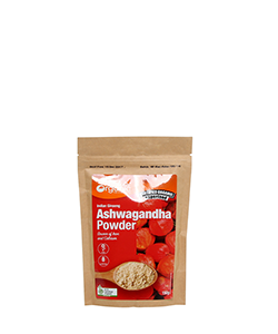 Absolute Organic Ashwagandha Powder 150g