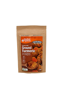Absolute Organic Turmeric Powder 150g