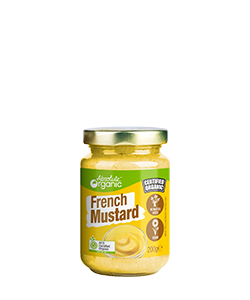Absolute Organic French Mustard 200g