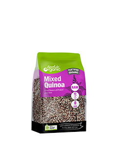 Absolute Organic Mixed Quinoa 400g