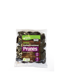 Absolute Organic Prunes 250g