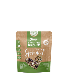 Forage Gluten Free Bircher Sprouted 1kg
