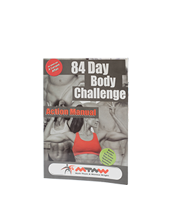 Fitness Kick 84 Day Body Challenge Action Manual