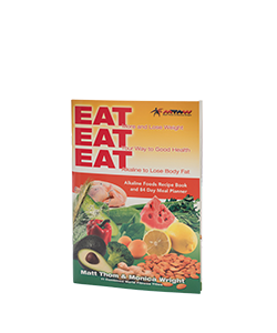 Fitness Kick EAT EAT EAT Alkaline Recipe Book