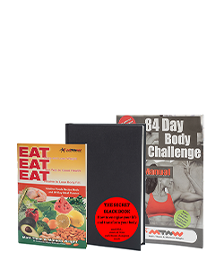Fitness Kick Triple Wellness Book Pack