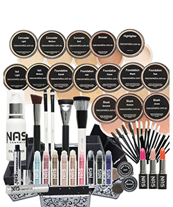 NAS Cosmetics Vitality Sample Pack