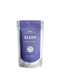 Hemp Oz Hemp Soothing Tea - Sleep (Relax & Unwind)