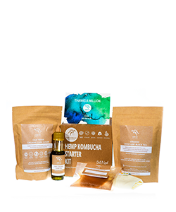 Hemp Oz Hemp Kombucha Starter Kit