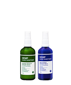 Hemp Oz Hemp Hand Sanitiser Bundle Pack
