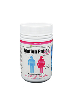 Health Kultcha Motion Potion Capsules 200caps
