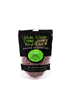 Organic Cacao Nibs 200g Honest to Goodness