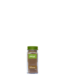 Cinnamon Powder Ground 45g Planet Organic