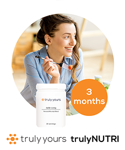 trulyNUTRI Customised Supplements 3 Months