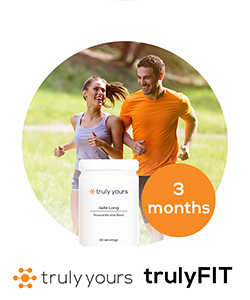 trulyFIT Customised Supplements 3 Months