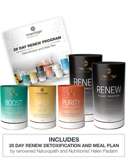 Daily Renew Pack with Purity Superfood