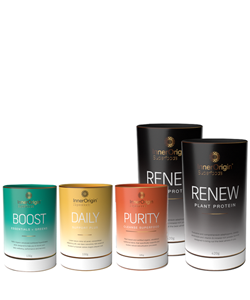 Daily Renew Maintenance plus Purity Cleanse