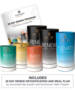 28 Day Detox, Renew, Performance Plus Purity Cleanse