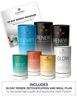 Ultimate 28 Day Detox, Renew, Performance, Beauty Plus Purity Cleanse