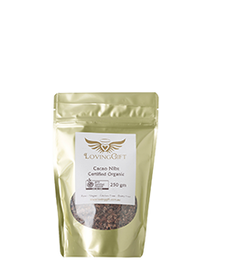 Loving Gift Cacao Nibs 250g