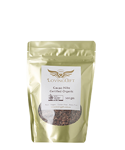 Loving Gift Cacao Nibs 500g
