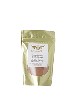 Loving Gift Cacao Powder 250g