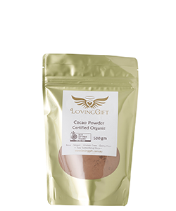 Loving Gift Cacao Powder 500g