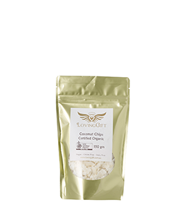 Loving Gift Coconut Chips 150g