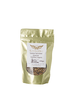 Loving Gift Luxury Sprouted Granola 200g