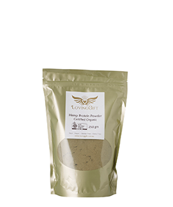 Loving Gift Hemp Protein Powder 250g