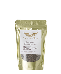 Loving Gift Chia Seeds 250g