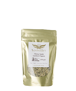 Loving Gift Hemp Seeds 250g